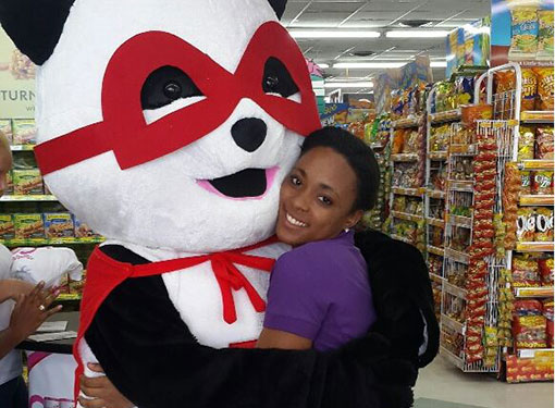 Power Panda launch in Trinidad & Tobago