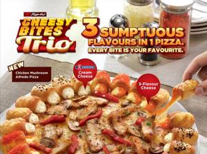 Working with Pizza Hut in Asia