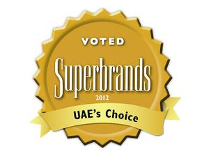 Emborg awarded Superbrand, 2012
