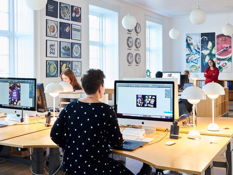 Working in Marketing at Uhrenholt