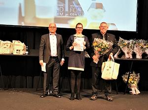 Grøndal Dairy receives awards