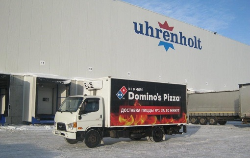 Supporting Domino's across the Region